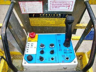 Scissor lift - Iteco 10160 Scherenarbeitsbühne 4x4 Arbeitsbühne