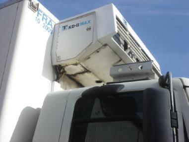 Chladírenské vozidlo - DAF 65