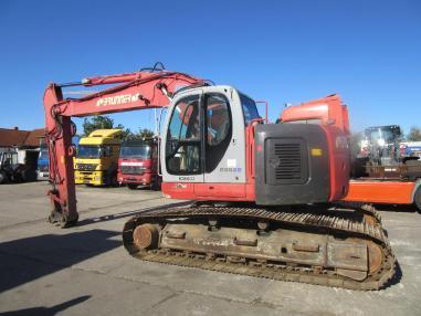 Escavatore cingolato - Kobelco SK 235 SR Kurzheck
