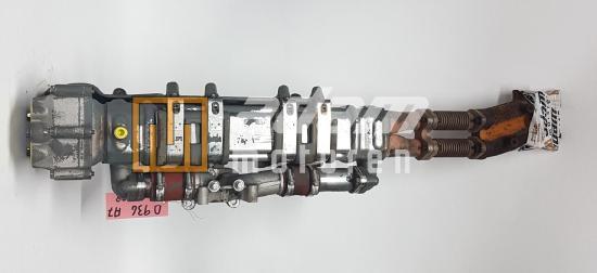 AGR Modul Liebherr D936 A7 Abgasrückführungsmodul
