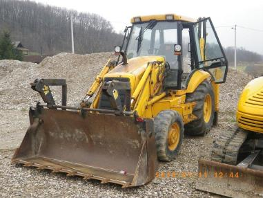 Backhoe loader - JCB 3CX