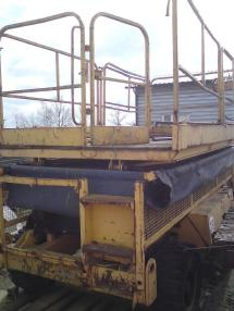 Makaslı platform - Diğer Arbeitsbuhne SKYHAWK 120E