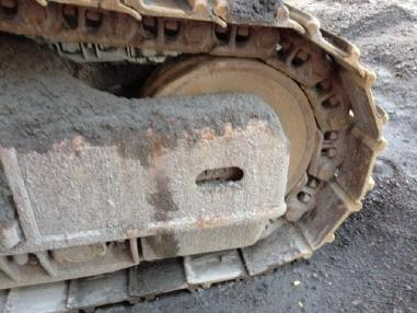 Tracked excavator - Hitachi ZX850