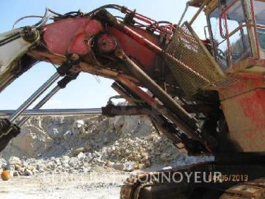 Excavator cu lanţ - O&K RH40