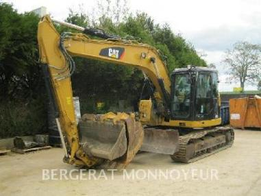 Rupsgraafmachine - Caterpillar 314D