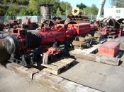 Delmag D16-32 Diesel pile hammer