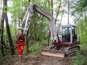 Geel Kegelholzspalter KHS25