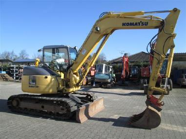 Minibagger - Komatsu PC78MR-6