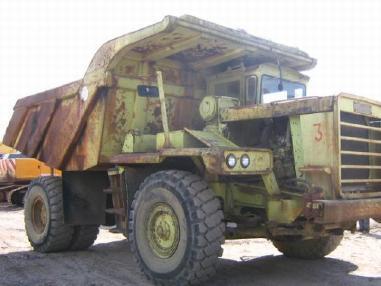 刚性自卸车 - Euclid R 35