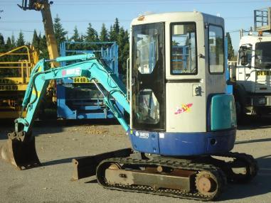 Miniexcavator - Ihimer 25NX2