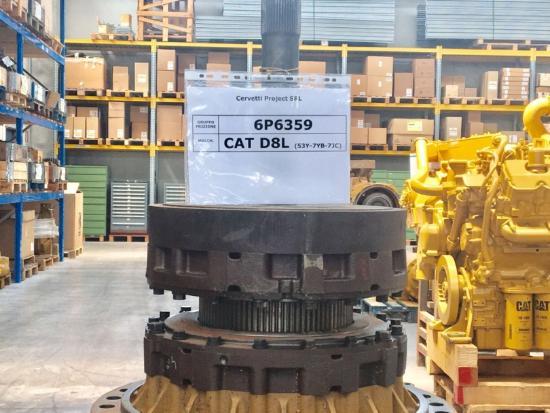 Caterpillar CAT D8L 53Y - 7YB - 7JC GRUPPO FRIZIONE USATO