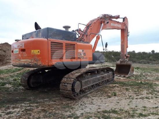 Hitachi ZAXIS470
