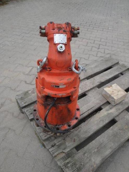 O&K Schwenkgetriebe / Swing Gear