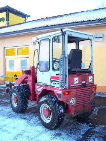 轮式装载机 - Gehlmax Radlader Allrad KL 405 wheelloader Palettengabel