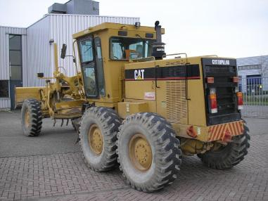 Livellatrice - Caterpillar CAT 140H