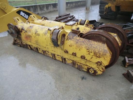 Caterpillar 977        RUOTE NUDE
