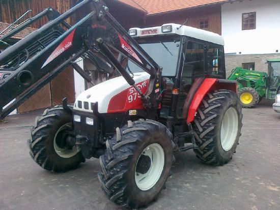 Steyr M975