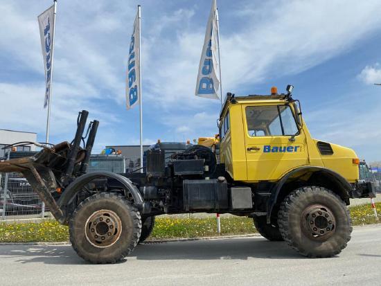 Unimog U1700 4x4/RotzlerKabelzugwinde40to/42TkmOrig