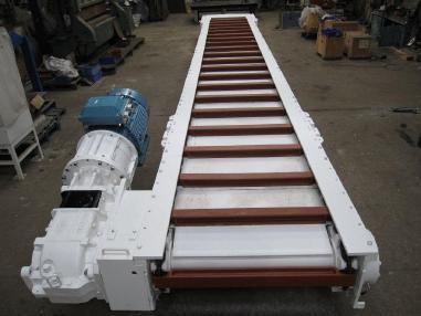 Těžební dopravník - Ostatní Chain Drag Out Conveyor.