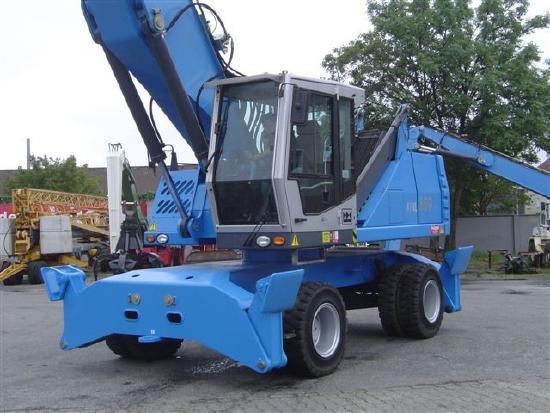 Terex-Fuchs 350 FQC
