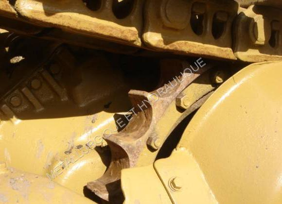 Bulldozer sobre ruedas - Caterpillar D7G