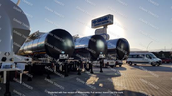 Sinan L4BH Chemical tanker