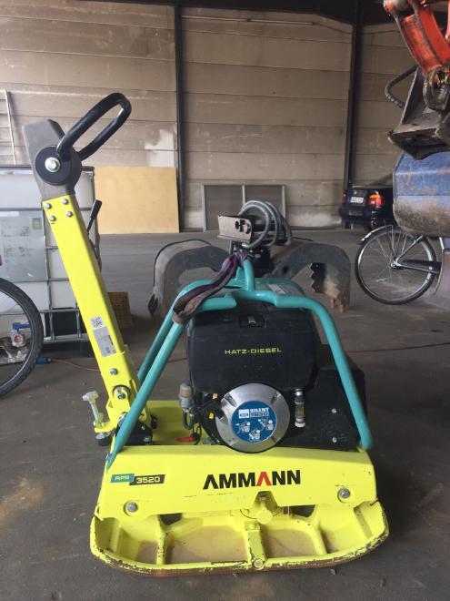 Ammann APR 3520