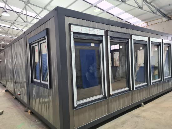 conmex Containeranlage