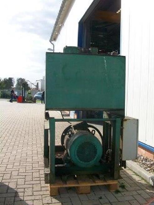 Hydraulikanlage GW-HY-E 45 kW E