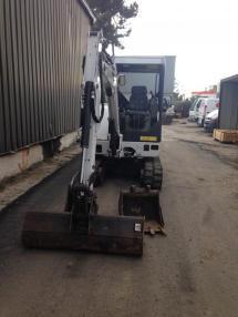 Miniexcavator - Bobcat 328