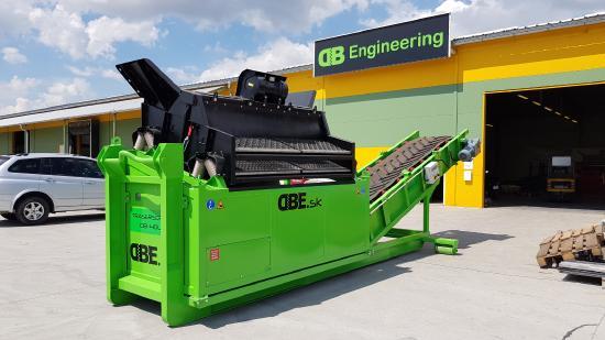 DB Engineering TRASERSCREEN DB-40LS