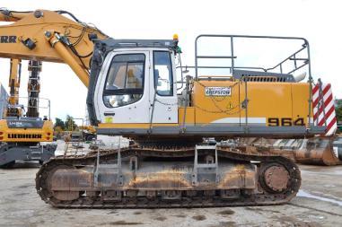 Escavatore cingolato - Liebherr R964C HD