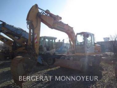 Excavator mobil - Liebherr A900C