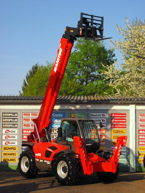 Manitou MT 1340 SLT TURBO - 13m / 4t.