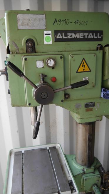 .Säulenbohrmaschine AB35S [9110017601]