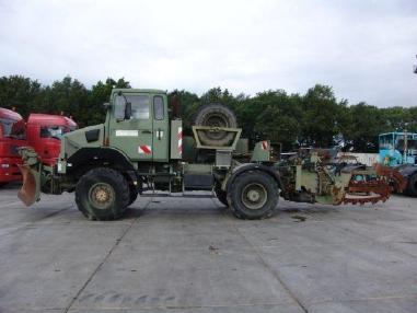 Seilbagger - Renault Thomas 1700 trencher