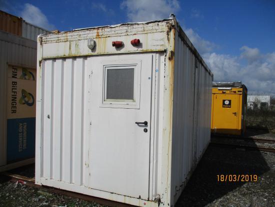 BILFINGER 20' Bürocontainer / Wohncontainer [9412002777]