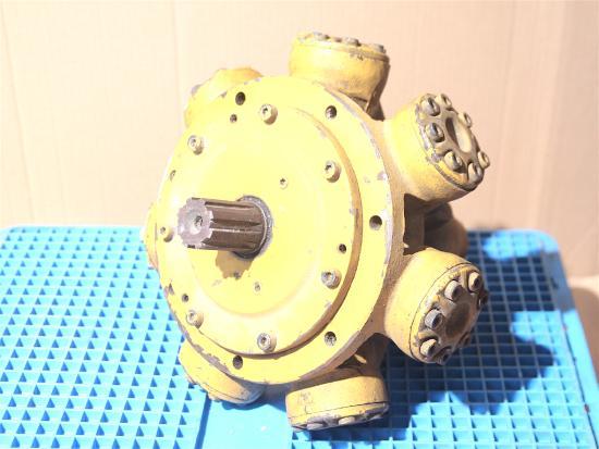 BM250 hydraulic