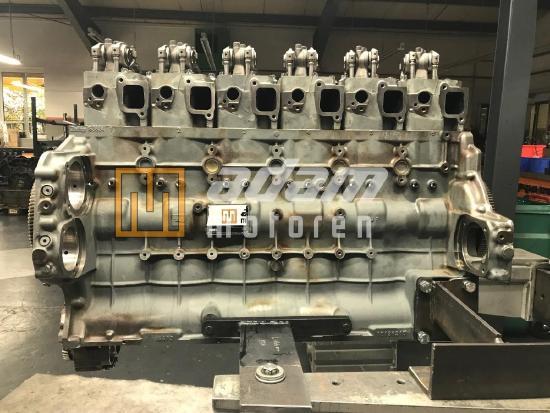 Liebherr D936 A7 Basismotor  ohne Injektoren