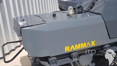 valjak za rovove - Rammax RW1504