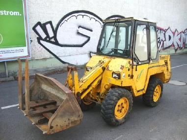 utovarivač na kotačima - Kramer Radlader Allrad 112SL wheelloader 2t Palettengab