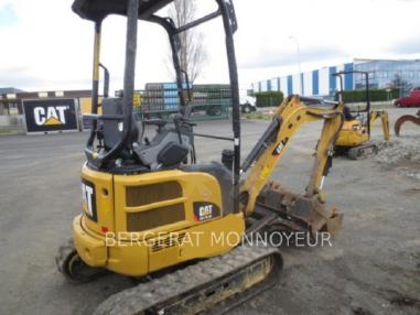Tracked excavator - Caterpillar 301.7D CR