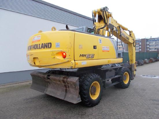 New Holland MH 6.6