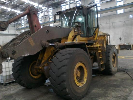 Volvo L180F Teileverkauf -- Sold in parts
