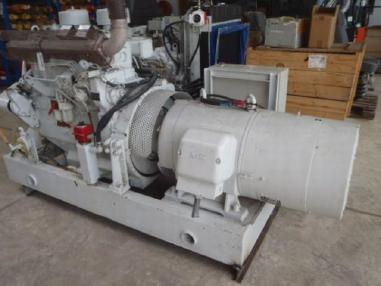 agregat za struju - Dorman 5 LD-75 kva