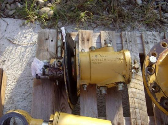 Caterpillar 317 NVA 9SR00280 GIUNTO ROTANTE