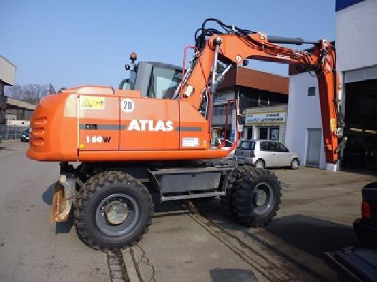 Atlas 160W