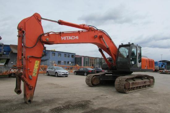 Hitachi ZX 350 LCH-3 - MONOBLOCK Nr.: 537