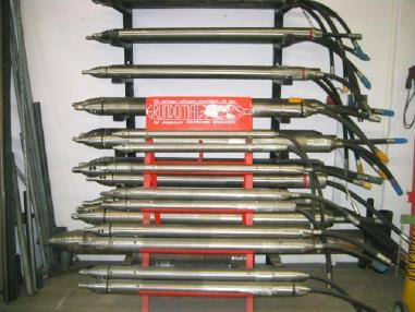 Rachetă de forare - Grundomat Ersatzteile