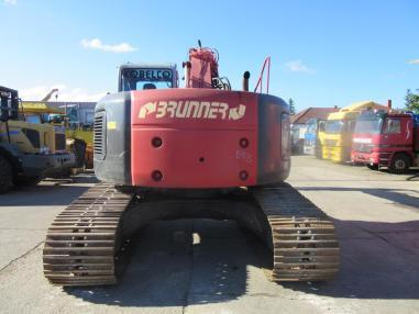 Excavator cu lanţ - Kobelco SK 235 SR Kurzheck